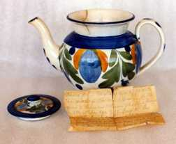 The Allison Family Teapot
